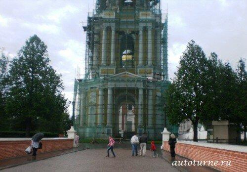 Кремль в Рязани_соборная_колокольня