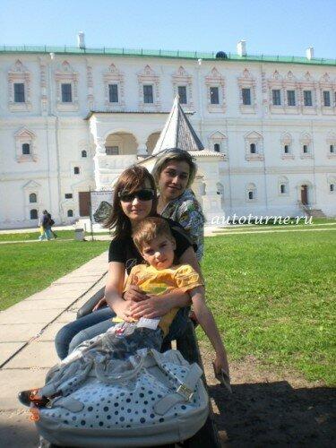 Кремль в Рязани_Дворец_Олега