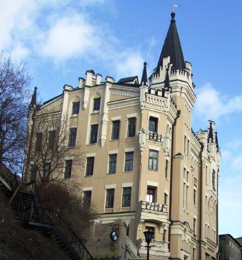 замок ричард Львиное сердце