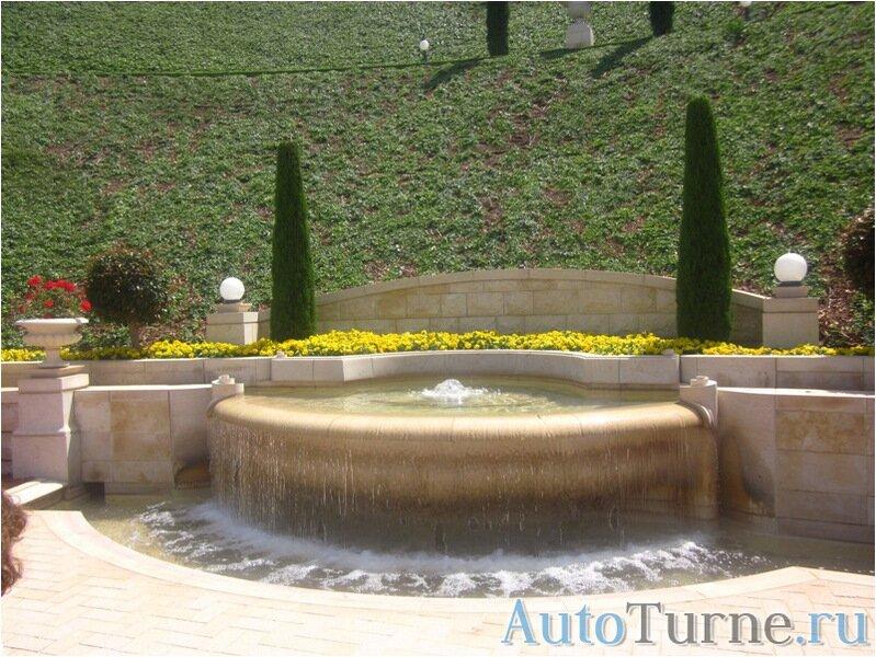 струящийся-фонтан