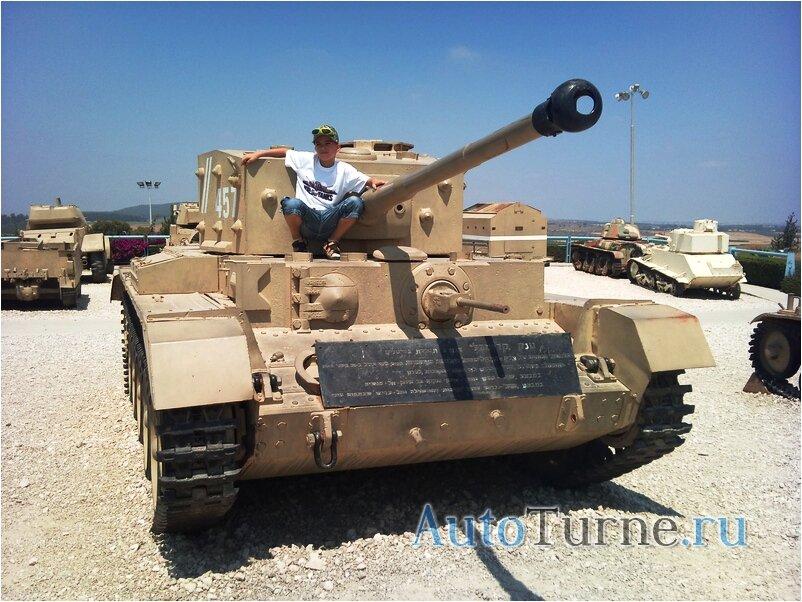 танк Кромвель