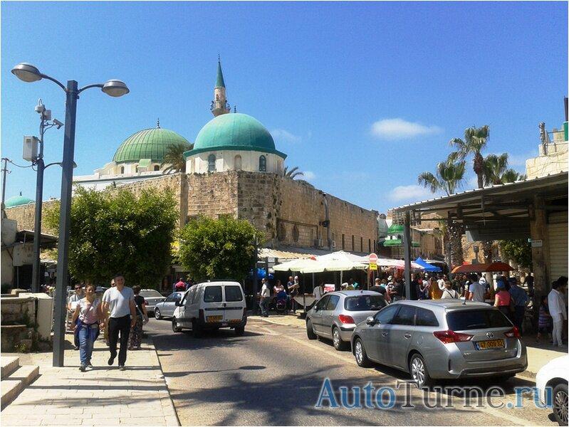 Мечеть Эль Джезар